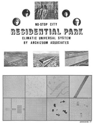 DESIGN QUARTERLY #78/79 - a Special Double Issue on 'Conceptual Architecture' (Minneapolis, MN: The Walker Art Center, 1970).